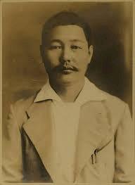 Lao Ho, écrivain taiwanais (image Wikipédia)
